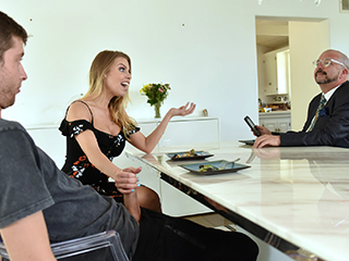 Britney Amber - Mind Your Manners and Your Dick