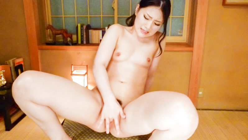 Stunning nude scenes along hornyYua Saiki