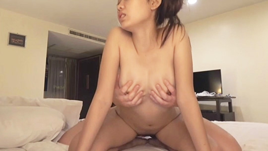 Pretty cute, slender, and big boobs. I like her natural moan. Nice time sex wit her.