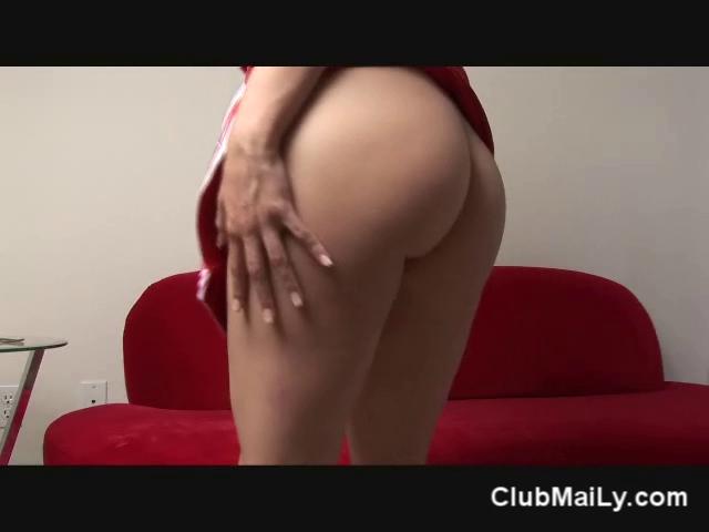 Club Mai Ly - Cheerleader Ass
