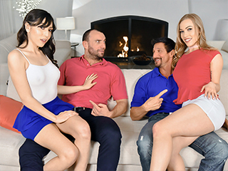 Diana Grace and Judy Jolie - Stepdaughter Makeover Muff