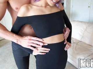 Don't Break ME - Janice Griffith's extra Tiny Pussy